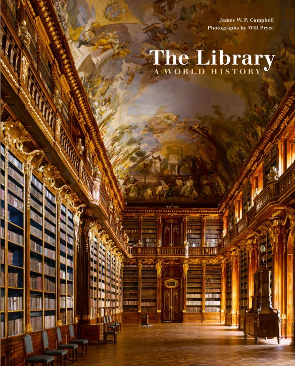 The Library A World History, archdaily, architecture books